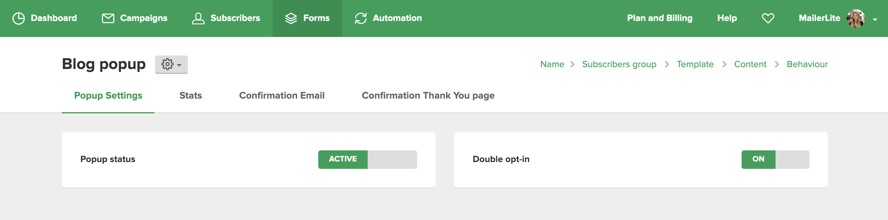 MailerLite - What is double opt-in and how does it work?